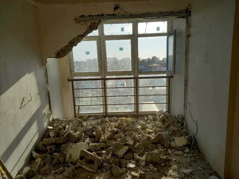 Снос стены балкона. Перепланировка балкона