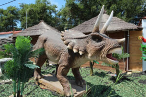 Дино-парк Рекс город Анапа