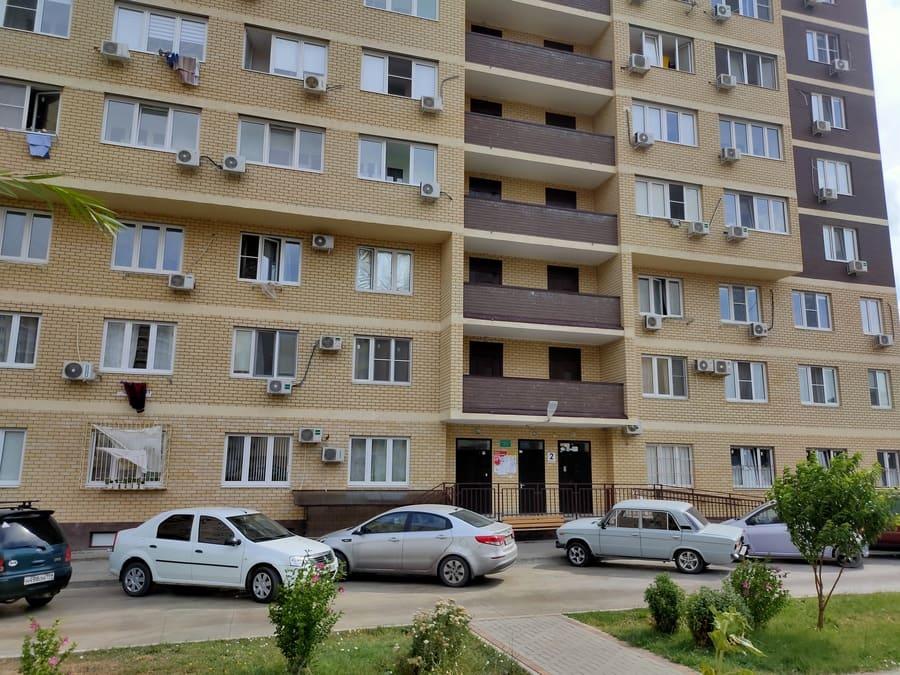 Купить квартиру студию в Анапе