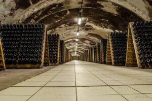 Достопримечательности окрестностей Анапы завод шампанских вин
