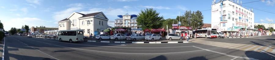 Автобус Анапа