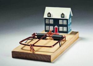 Мошенничество при покупке дома?