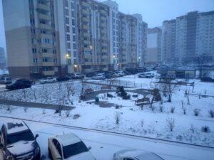 Анапа зимой