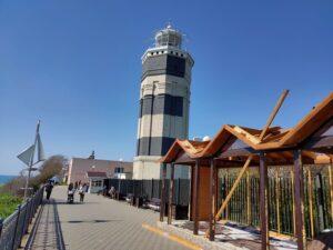 Анапский маяк общий вид