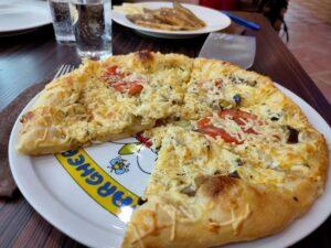 """""""Венеция"""" кафе пиццерия пицца вегетарианская"""