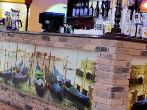 """Кафе пиццерия """"Венеция"""" интерьер"""