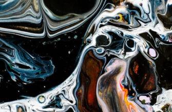 Розлив нефти в Черном море