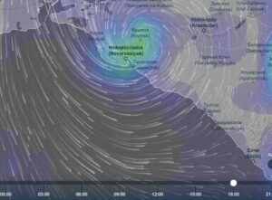 "Циклон он же ""Тропический тайфун"""